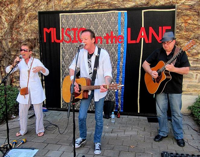 Music In The Lane