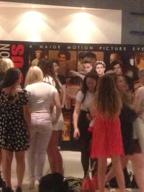 One Direction This Is Us Photo stand