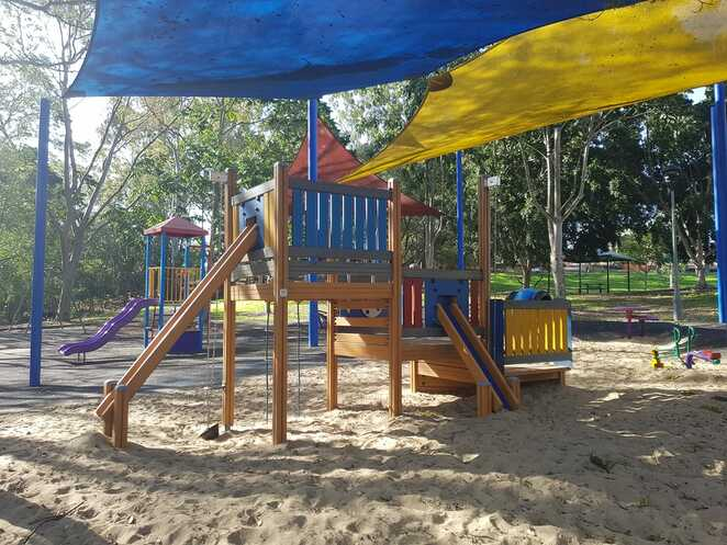 park, Brisbane, sensory play, inclusive