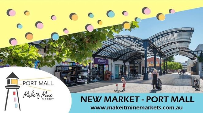 port mall market, port Adelaide, markets, upcycled products, capture lounge, fiaje, onceboard, bonsai paradise, jewellery, candles, toys, Christmas, haircare, library, ice cream, food trucks