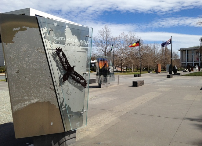 reconcilaition place, canberra, indigenous, aboriginal, canberra, ACT,