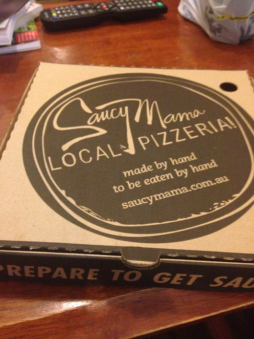 Saucy Mama Local Pizzeria