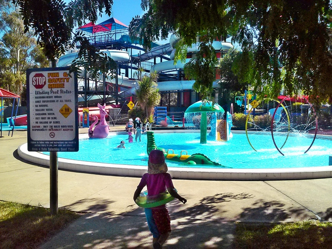 splash park, big splash waterpark, canberra, ACT, swimming pools, toddlers, preschoolers, ACT,