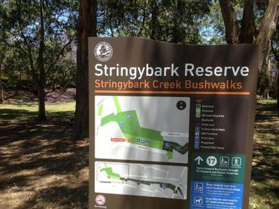 Stringybark Creek Reserve