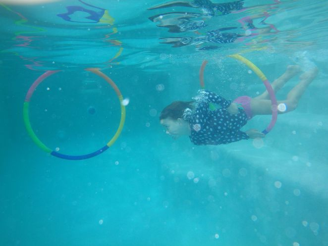 Swimming Lessons, Family Fun Day, Port Douglas