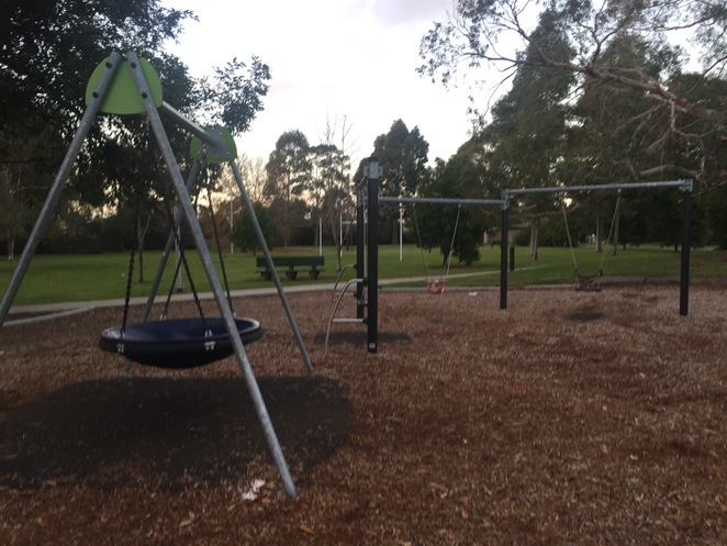 Swings, City of casey, Cranbourne West, Playgrounds, play space