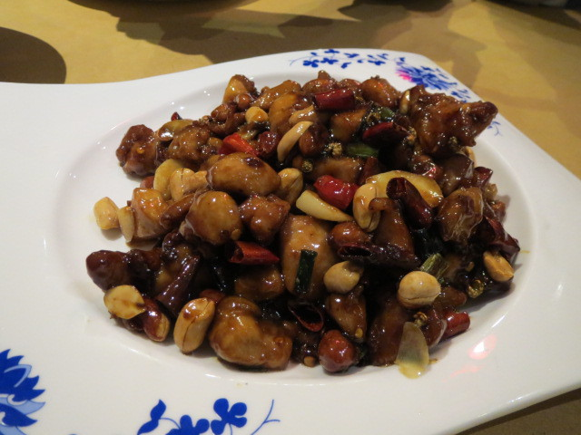 Szechuan Valley, Kung Pao Chicken, Adelaide