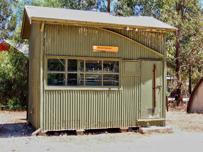 tailem town, ghost adventures, history of south australia, ghost tours, old tailem town, holiday in sa, about south australia, tourism, tailem bend, telephone exchange