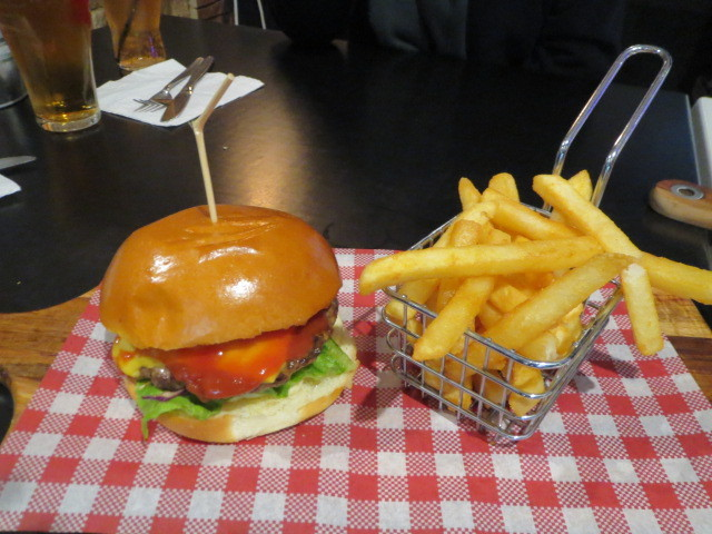 The Bunker Sports Bar and Grill, Aloha Burger, Adelaide