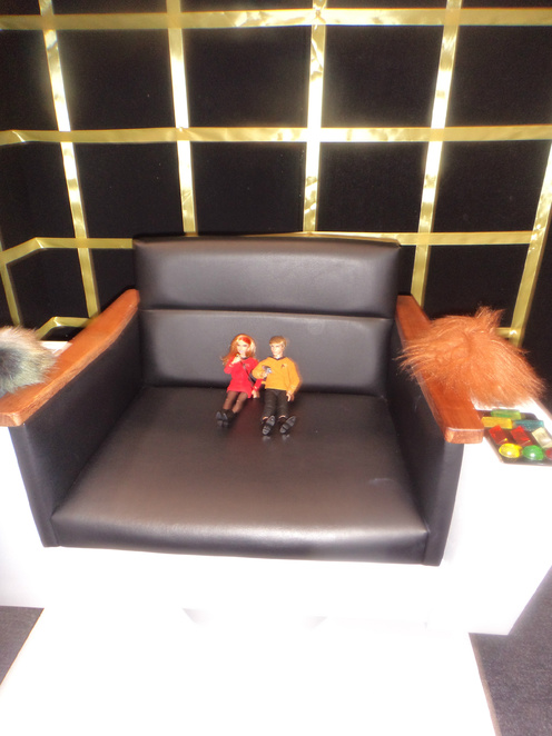 The Captains Chair, Queensland Star Trekkers Fan Club, Mary Kemp