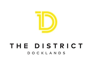 The District Docklands restaurants take away food deliveries