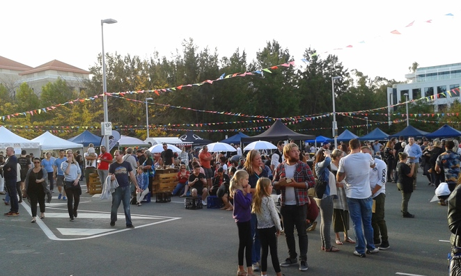 the forage, canberra, ACT, market, foodie market, food, wine, nightlife, breweries, food,