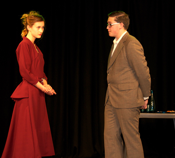 The Importance of Being Earnest, Helena College, Oscar Wilde, Twynym-Perkins