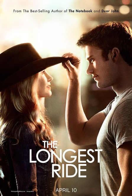 the longest ride movie review scott eastwood bull riding