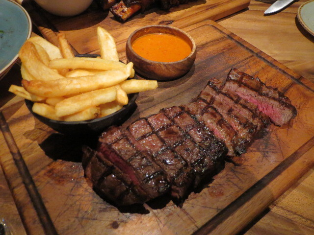 The Meat & Wine Co, Wagyu Rump, Adelaide