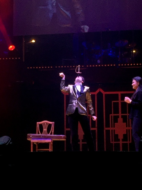 The Unbelievables, Sydney Opera House, Magic, Illusionists, Circus, Comedy
