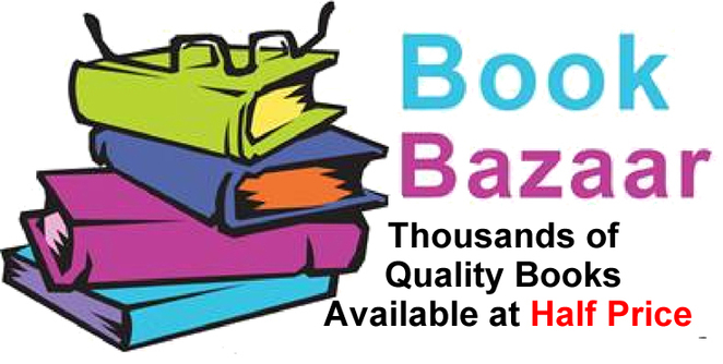 Thousands of Quality Books Available at the Book Bazaar