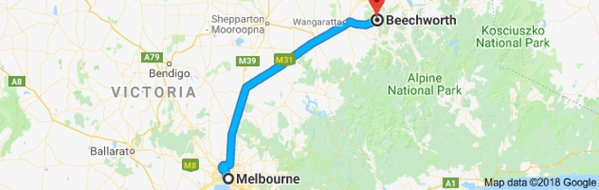 Quick Trip to historic Beechworth and Beer Festival