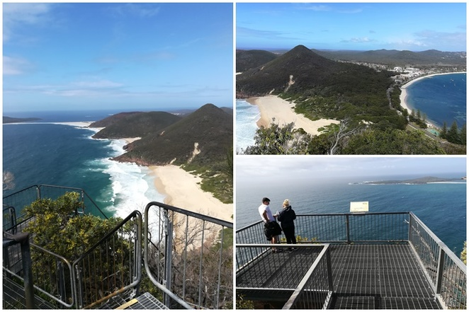 tomaree heads summit walk, lookouts, best lookouts in nelson bay, best lookouts in port stephens, NSW, views, tourist attractions, tomaree mountain, tomaree heads, walks, views, hikes,