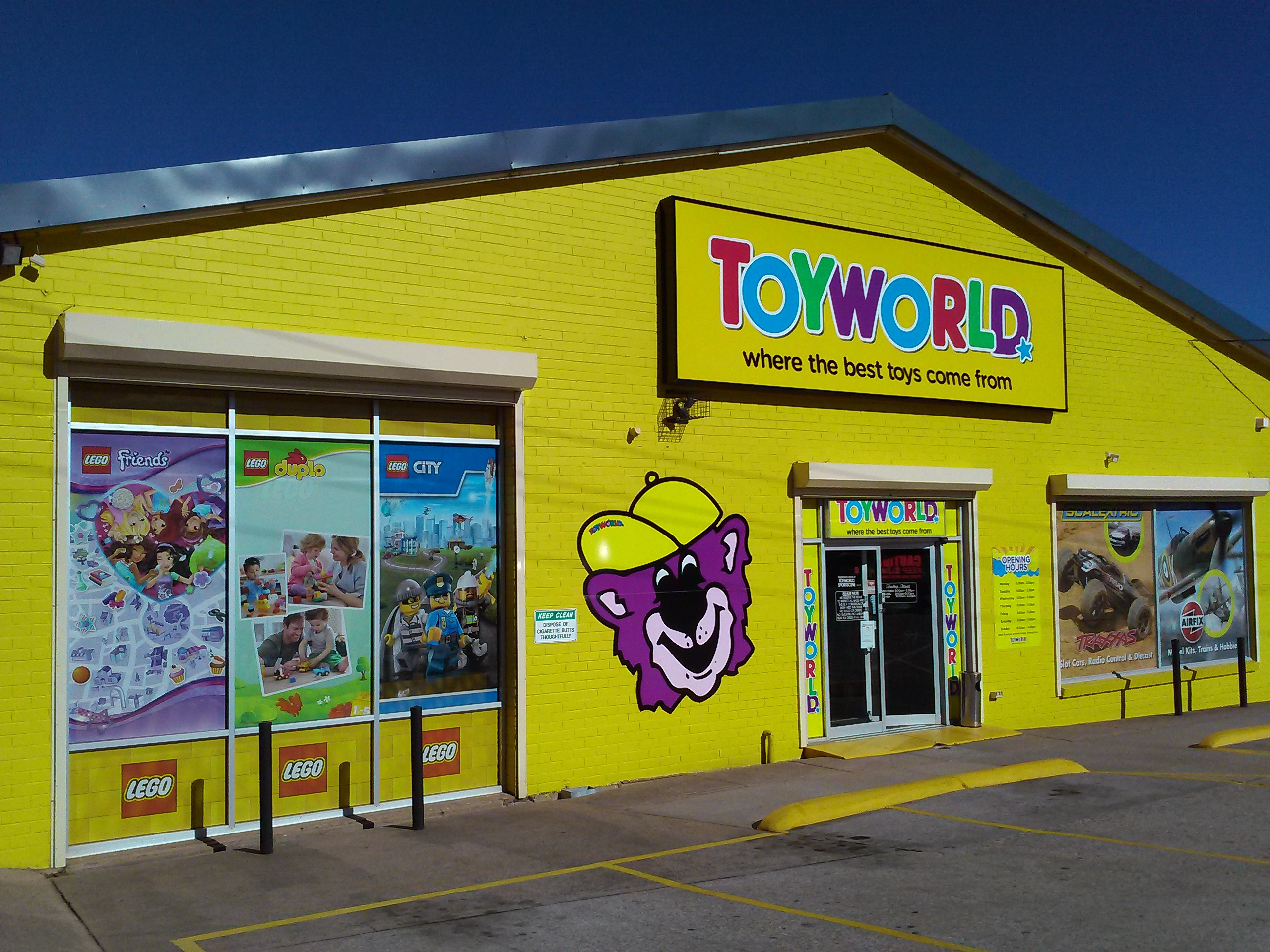 Where are the Biggest Toy Shops in Canberra? - Canberra