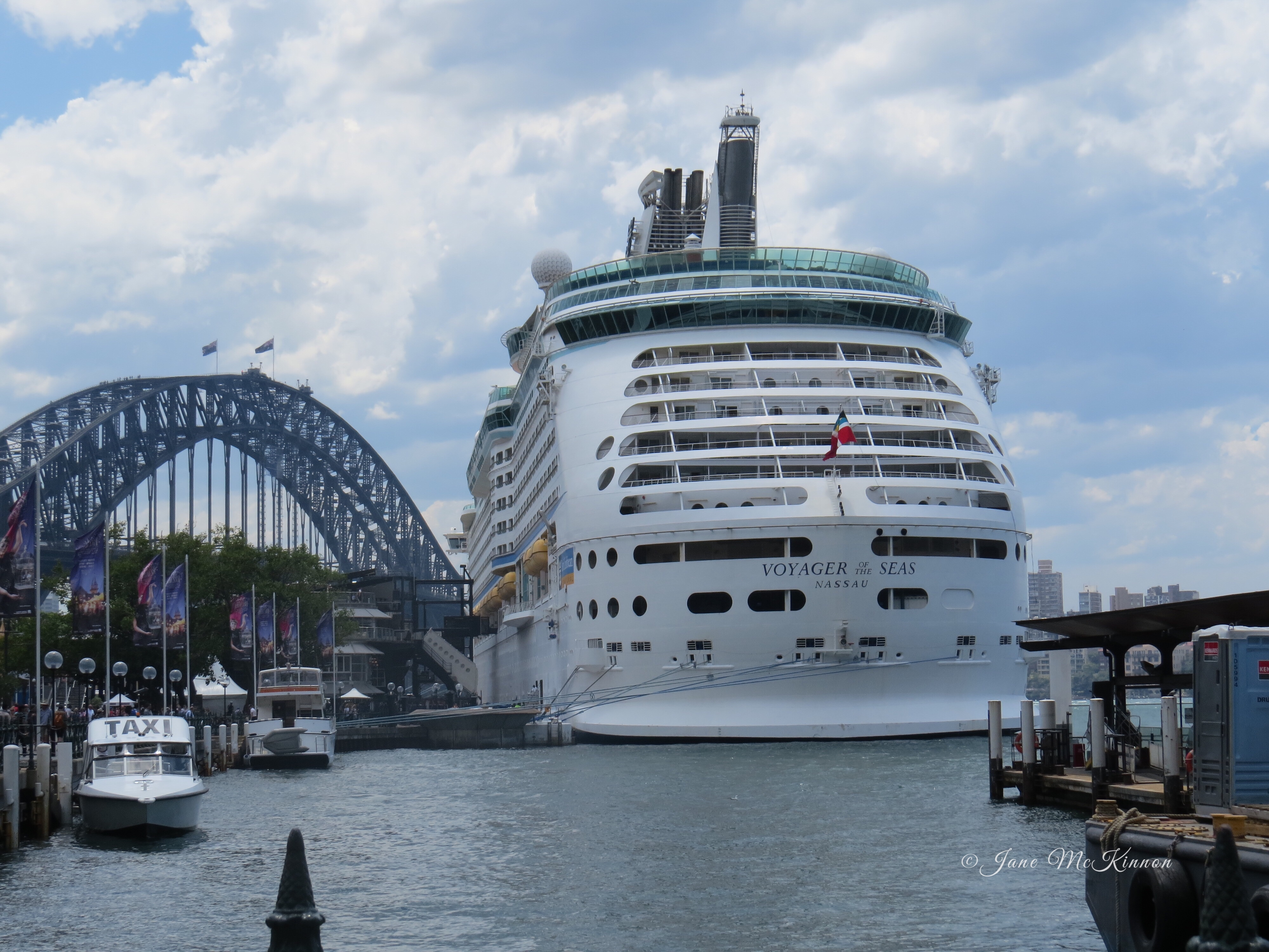 Royal Caribbean s Voyager of the Seas Adelaide