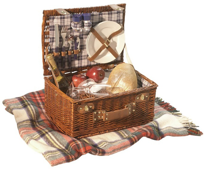 what to put in your picnic basket