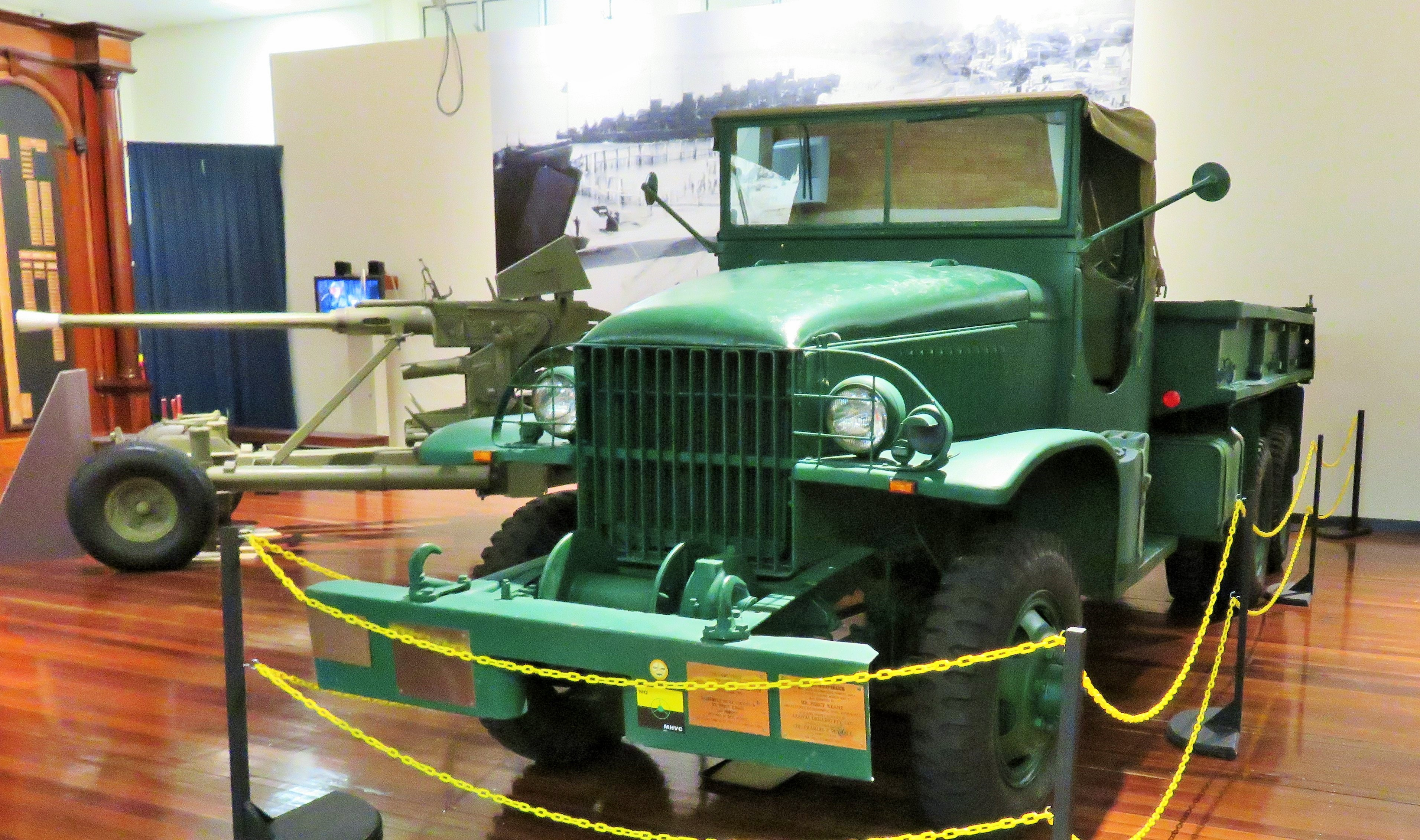 Army Museum, Townsville - Townsville