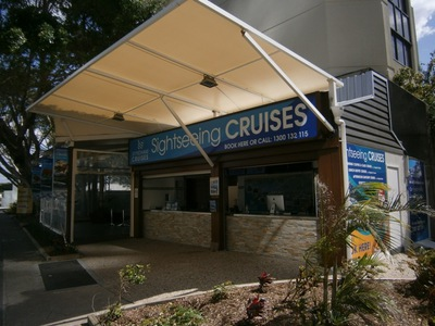 Wyndham Cruises, Gold Coast waterways cruise