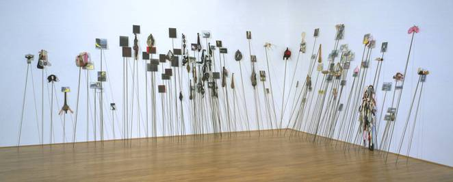 Annette Messager, The Pikes 1992–3 © ADAGP, Paris and DACS, London 2014