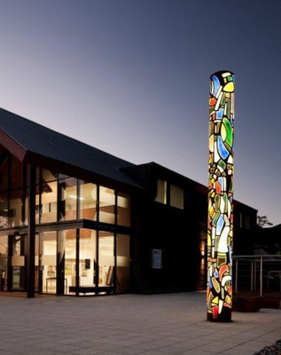 Kalamunda's Zig Zag Cultural Centre. Image is from the Zig Zag Cultural Centre's website.