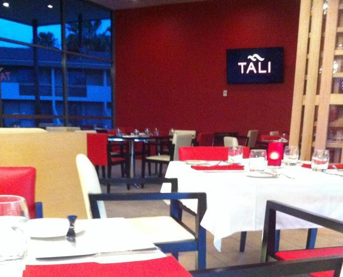 Tali Restaurant Alice Springs