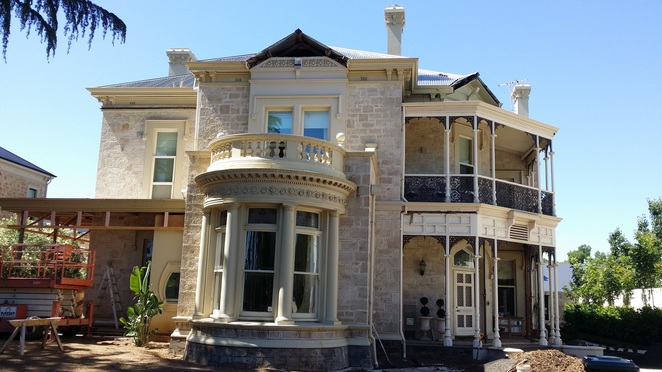 8 Top Stately Homes on Fitzroy and Robe Terraces Fitzroy and Medindie