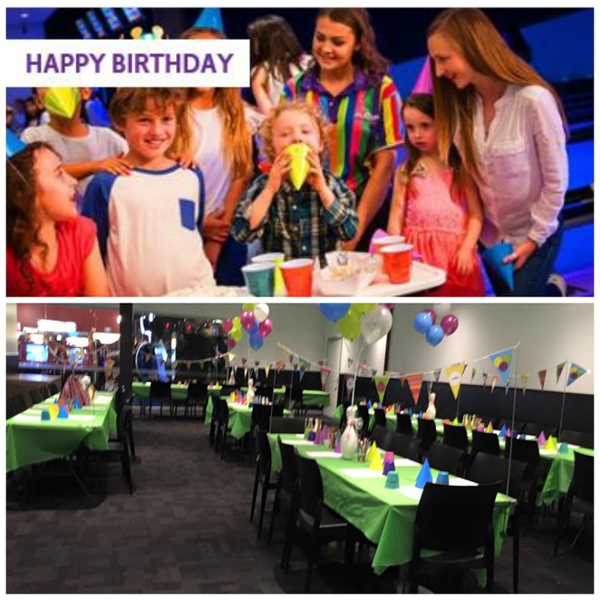 amf bowling, kids bowling party, kids party venues, amf north strathfield