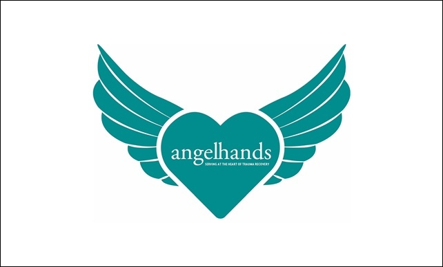 Angelhands,logo