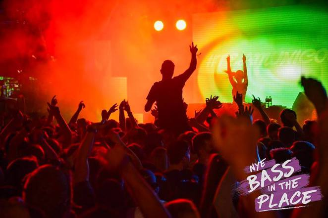 bass in the place, canberra, new years eve, 2016, 2017, ACT, events, dance party,