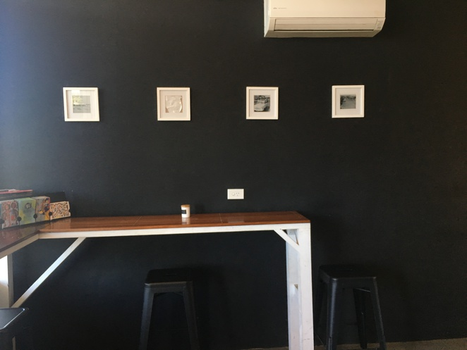 beanbag espresso, coffee, breakfast, doughnut, cronut, cupcakes, espresso bar, dog friendly, text your order, jess lean, the brains trust, wavell heights, northside, brisbane, northern suburbs, bowerbird cafe, local music
