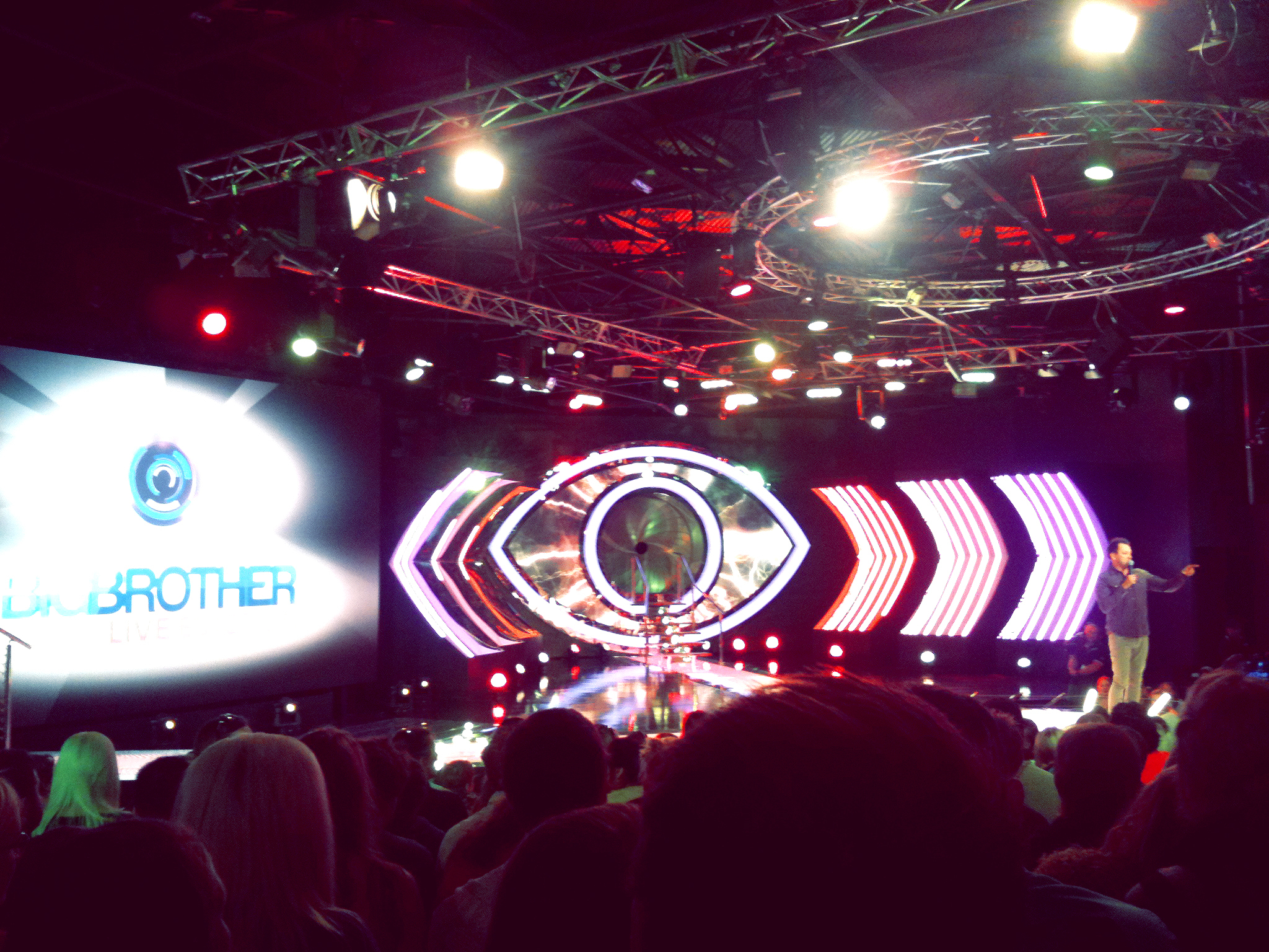 Big Brother 15 Slip Big brother stage