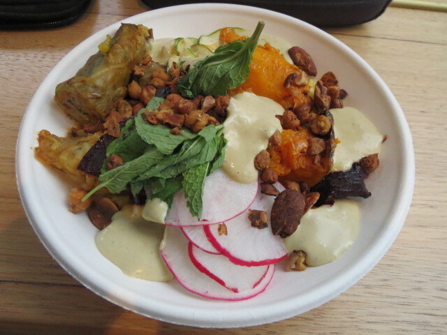 Bowlsome, Franklin Street, Cabbage Roll Bowl, Adelaide