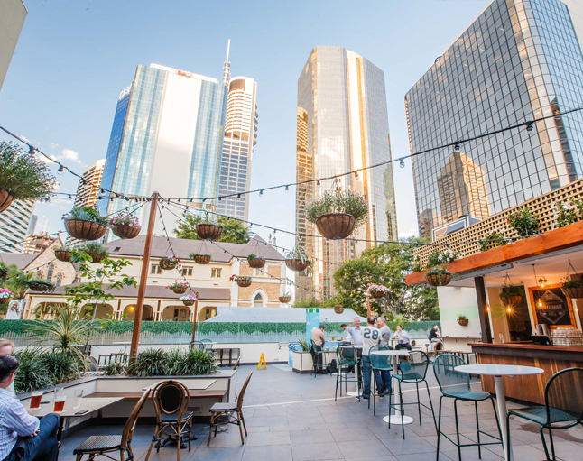 brisbane rooftop bars, best rooftop bars brisbane, stock exchange, stock exchange hotel, stock exchange rooftop bar