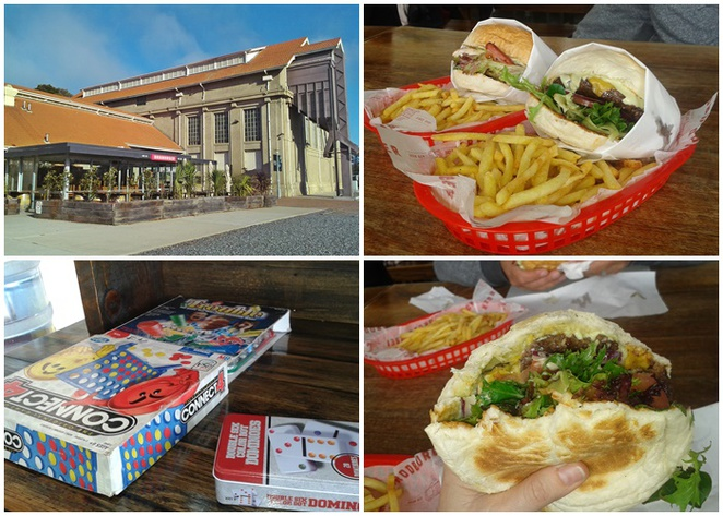 brodburger, canberra, burgers, family friendly, teenagers, ACT, kingston foreshore,