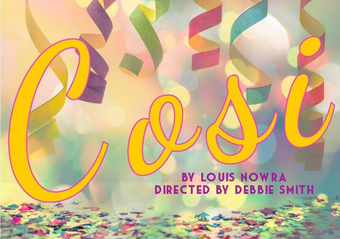 Cosi, Cosi by Louis Nowra, Louis Nowra, Cosi fan tutte, Debbie Smith, Lane Cove Theatre Company, LCTC, Riverview, O'Kelly Drama Theatre, local theatre, comedy theatre, Australian theatre, amateur theatre, Lance Cove