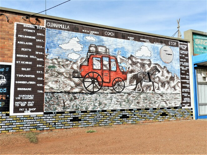 Cunnamulla,Things to do in cunnamulla,Queensland outback holidays,Outback holidays,Australian outback,Weir views,Outback road trip,Artesian Basin,Queensland Holidays,Sand hills,Bore water,Allan Tannock weir,Artesian Time Tunnel,Centenary park,Town murals,Historic buildings queensland,