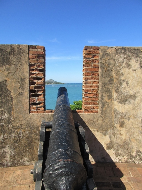 Dominican Republic, San Felipe Fortress