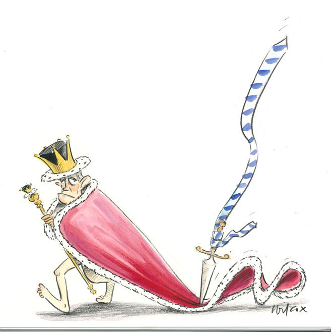 Emperor Turnball by Cathy Wilcox