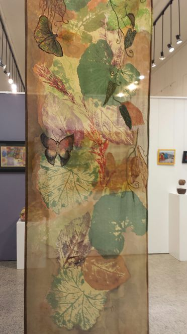 Gallery M has 2 Exhibitions - Patterns and Places and Yesterday - Today - Tomorrow?