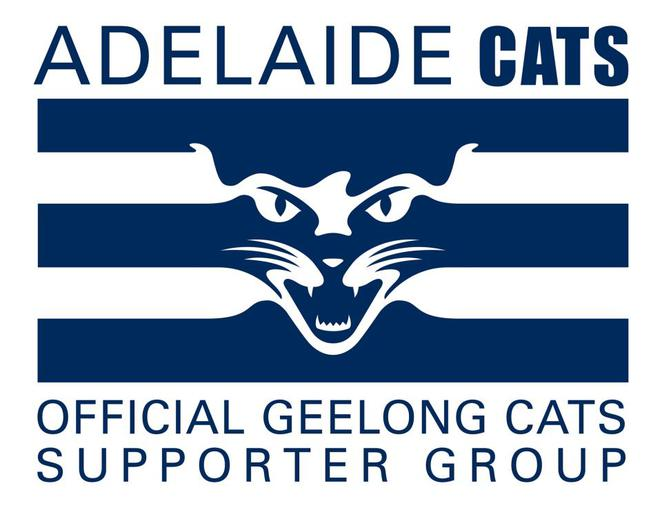 Geelong Football Club supporters