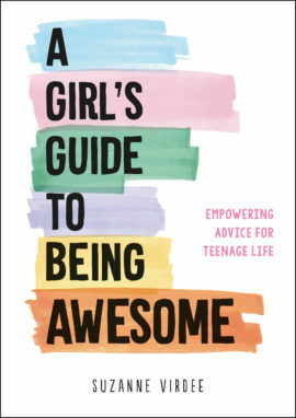 girls guide to being awesome, suzanne virdee