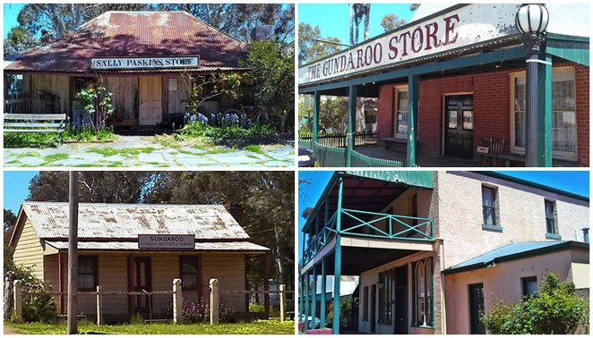 gundaroo, day trip from canberra, road trip, canberra, NSW, historical town, history