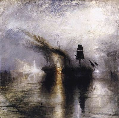 jmw turner, turner from the tate