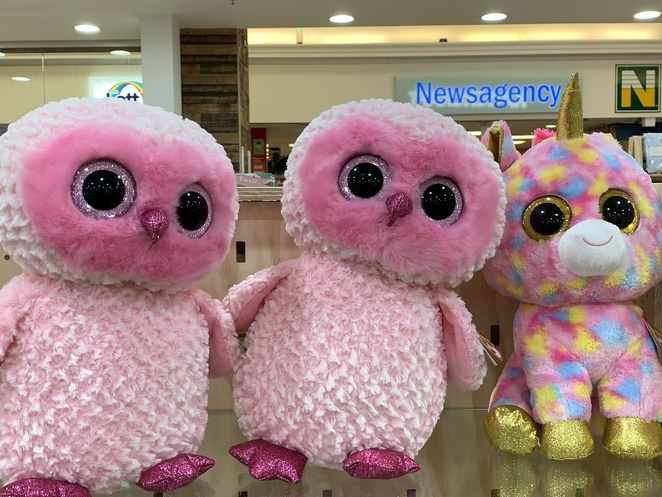 Kaisercraft, craft, fashion, home beauty, kids, papers items, Stafford City Shopping Centre, Beanie Boo Toys,